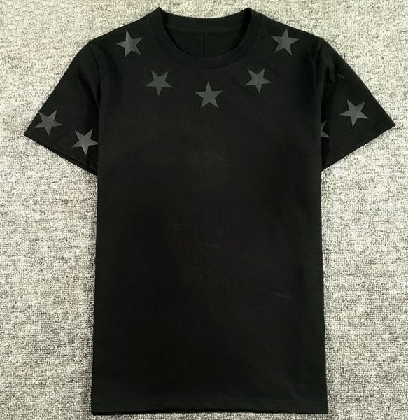 Black B112 Leather Star