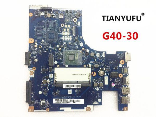 Brandneues ACLU9 / ACLU0 NM-A311 Motherboard für Lenovo G40 G40-30 Laptop MOTHERBOARD Mit CPU (für Intel-CPU) getestet 100% Arbeit