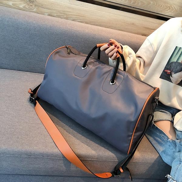 bagaj taşınabilir spor ve fitness çantası seyahat çantası bayan taşınabilir ayakkabı pozisyonu büyük kapasiteye seyahat Yüksek kaliteli