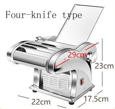 Тип с четырьмя ножами