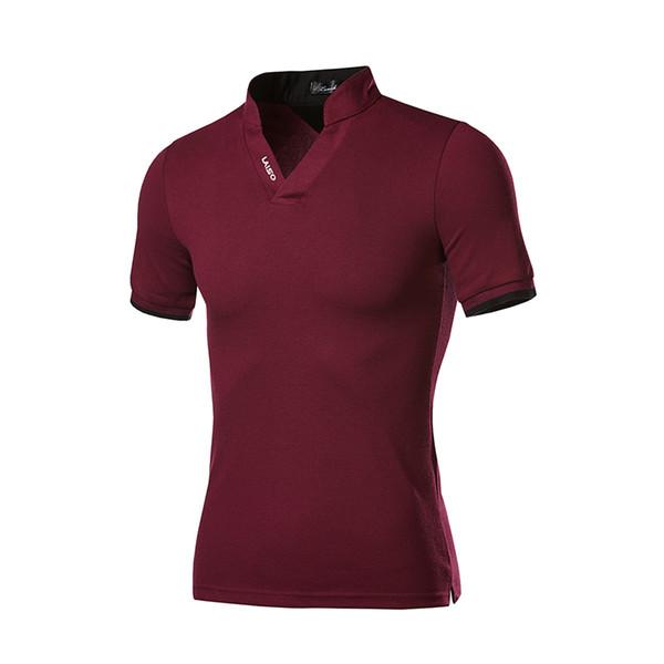 new Short Sleeve Mens Polo Shirts Brand Good Quality Slim Fit Mens Polo Merken Designer Polo Luxury Polos
