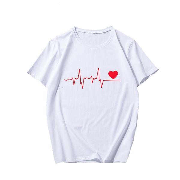 Diseñador para hombre camisetas mujer camisa diseñador polo camisas hombres nueva marca de ropa de moda de alta calidad hecho QCC-T1908-2 venta caliente camisa de las mujeres