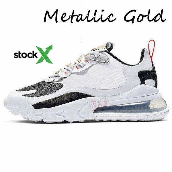 20.Metallic Gold