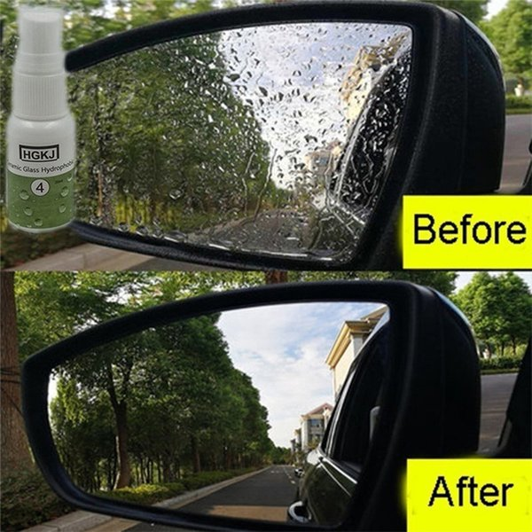 CARPRIE Car Liquid HGKJ-4 50ml Anti-fog Ceramic Coat Super Hydrophobic Window Glass Coating dyproship 19F13