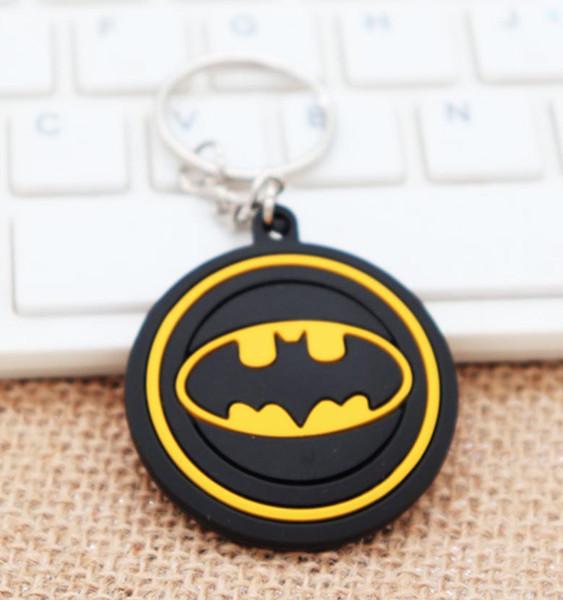 Marvel key Batman key chain Avenger key plastic gift