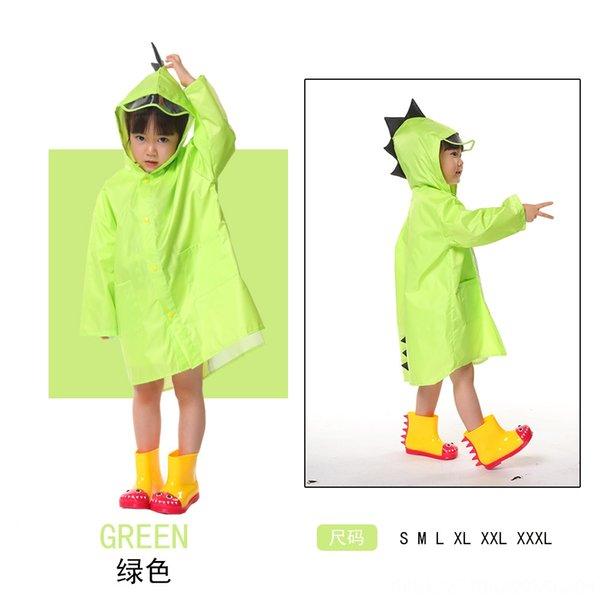 stile dinosauro - Verde