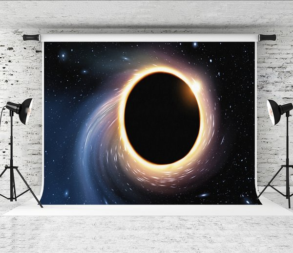 Dream 7x5ft Cosmic Planet Photography Backdrop Evening Planetary Movement Photo Background for Photographer Children Baby Shoot Studio Prop