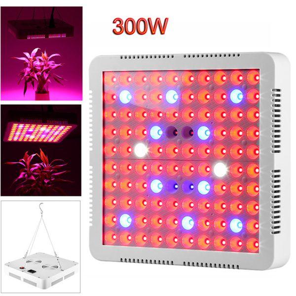 Full Spectrum LED Grow Light AC85-265V 300W Led Plant Lamp Indoor greenhouse growing garden flowering hydroponic lights