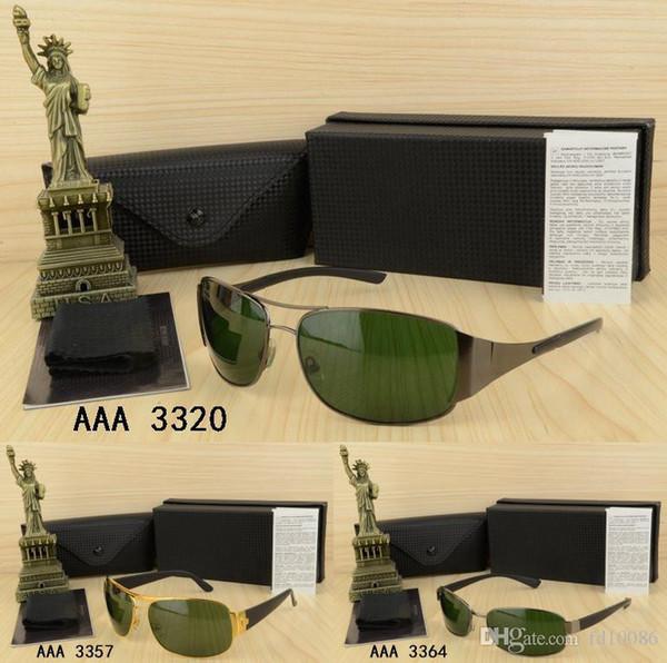 Brand Star Style Luxury Female Design shiny gold frame laser Metal logo mens woman sunglasses with box case eyeglasses Classic Glass glasses