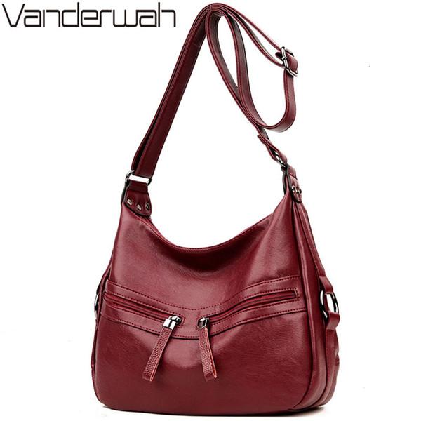 Luxus Handtaschen Frauen Taschen Designer Umhängetaschen Für Frauen 2019 Umhängetasche Frauen Geldbörsen Und Handtaschen Sac A Main Femme bolsa T190913