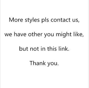 Plus de styles pls nous contacter