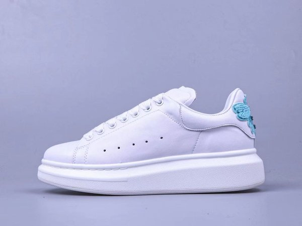 2019 cheap designer casual shoes ladies white men and women classic wild low to help blue shoes multicolor couple casual shoes