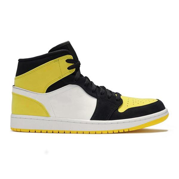 7-12 Yellow Toe