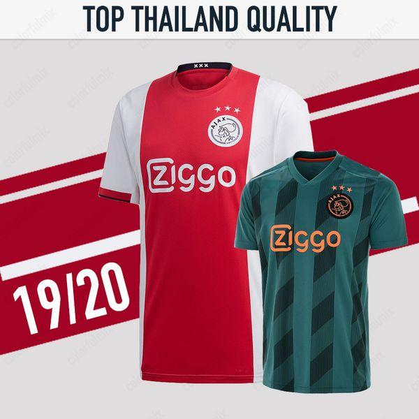 Ajax Amsterdam Trikot 1920 Rot