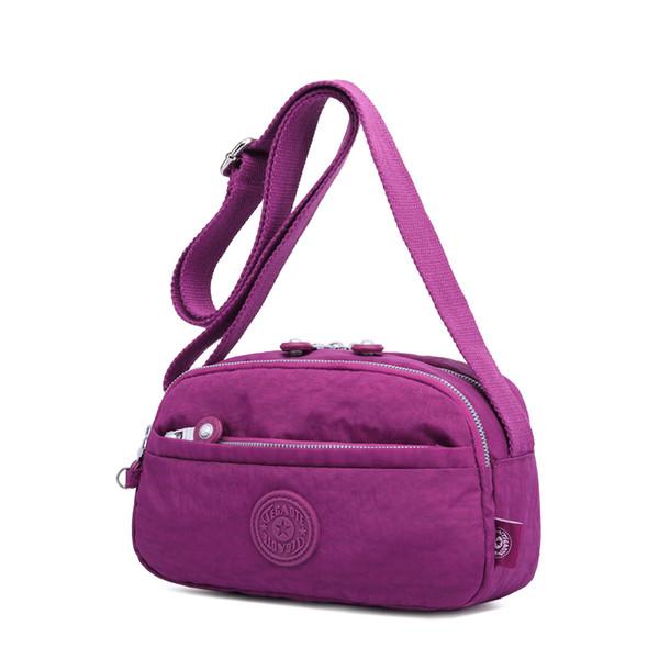 good quality Small Shoulder Bag For Women Designer Mini Messenger Bags Ladies Phone Pouch Nylon Bolsa Feminina Purse Female Crossbody