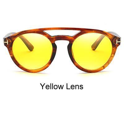 렌즈 색상 : 옐로우 렌즈