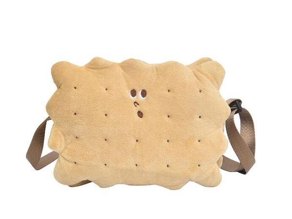 Çanta kadın 2019 yaz yeni karikatür sevimli kıllı bisküvi çanta moda tek omuz messenger çanta buzlu çanta gelgit