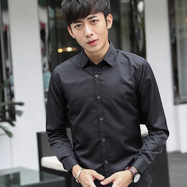 рукав рубашки черный