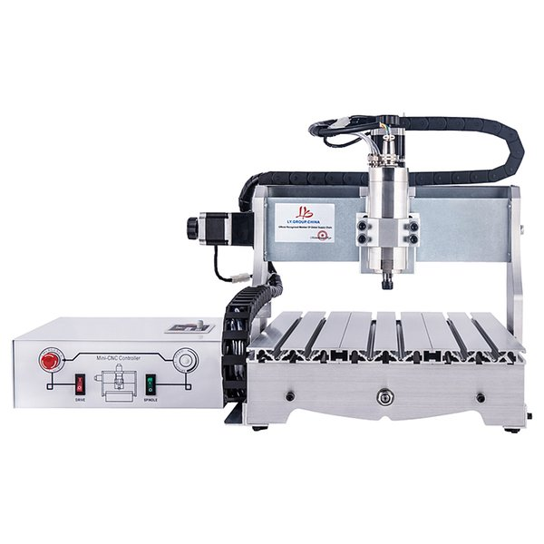 4030z 1.5kw 3axis/4 axis cnc router engraver milling machine with ball screw 1605 mach3 software usb port