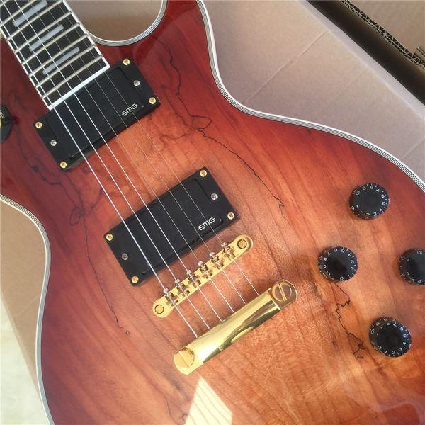 FREI SHIPPING + LP CUSTOM + OEM Marke ELECTRIC GUITAR + GUITAR IN CHINA Gitarren