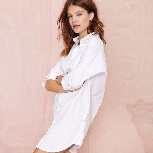 Europäischen und amerikanischen sexy damen bluse weiße frauen blusen casual frauen desiger lange bluse größe s-2xl