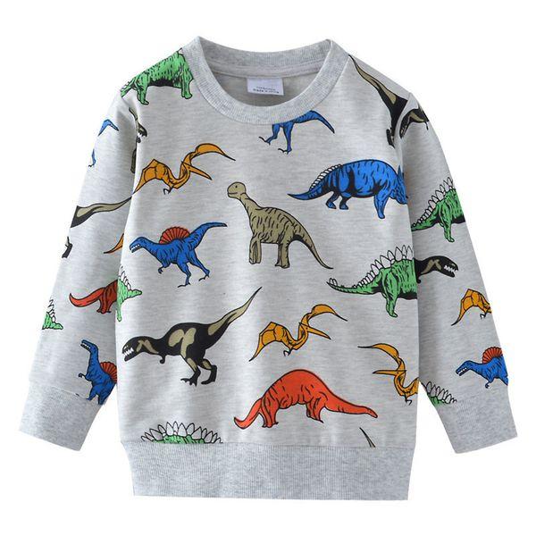 T9010 grey dinosaurs
