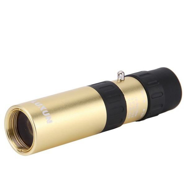 10-90x25 Monocular Hunting Scope Al aire libre Retículo Vista óptica Tactical Scopes Tactical Riflescope
