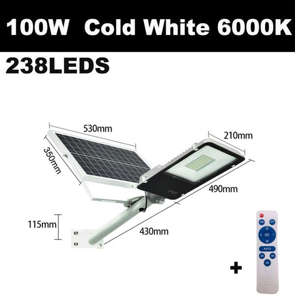 100W Branco Frio