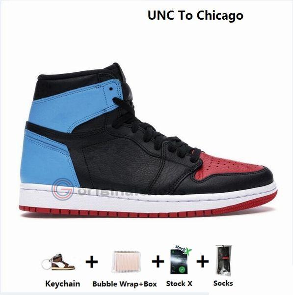 1s-UNC To Chicago