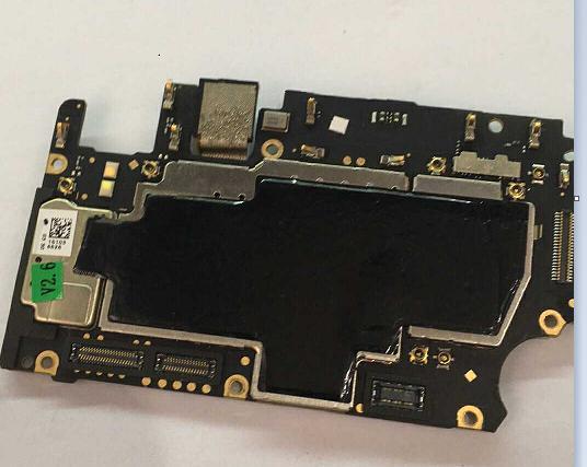 Desbloqueado usado teste de trabalho bem para oppo R9 Plusm A R9 plustm A motherboard cartão placa mainboard placa chipset frete grátis