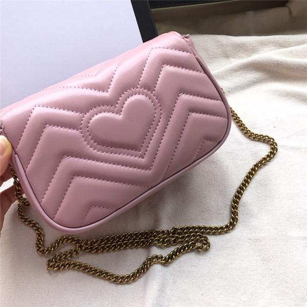 Sacos de designer de moda designer de luxo bolsas bolsas V Padrão de Onda Satchel Lady Tote bags Tamanho: 17 * 10 * 5 cm