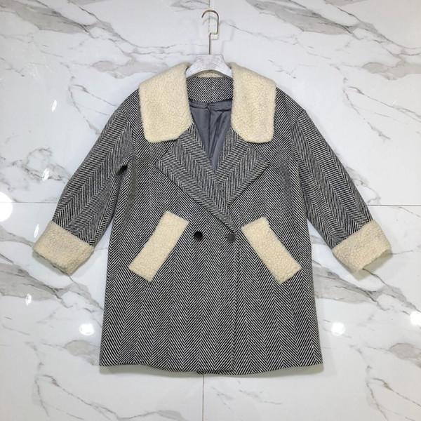 Lujo Mejor Venta Wrd11642 Chaquetas 4 Abrigos Diseño Mujer