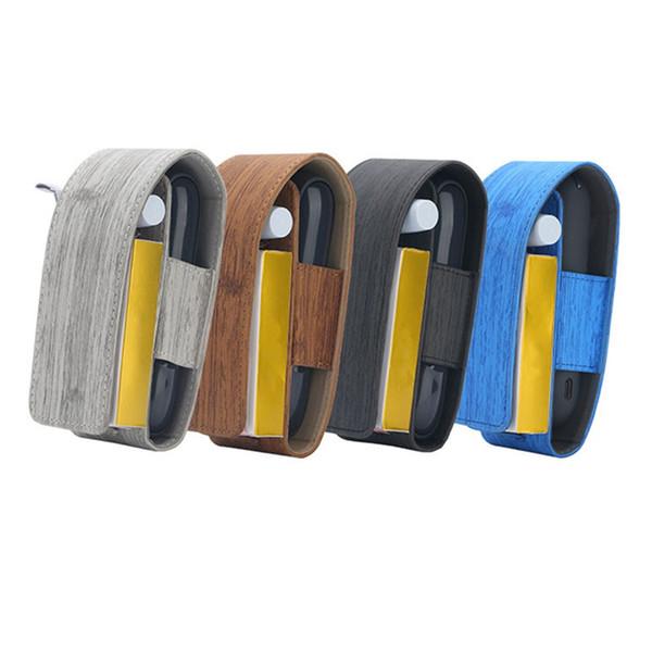 Couro pu portátil saco de transporte case capa protetora para 3.0 cigarro eletrônico vape acessórios