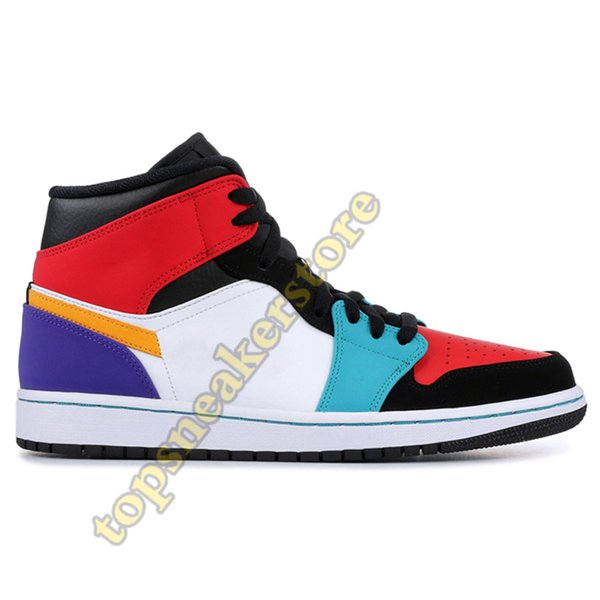 # 12- Mid Bred Multi Color
