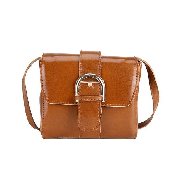 Frauen Brown Designer Flap Bag Lackleder Crossbody Telefon Schulter Handtasche Damen Handtaschen aus Leder Luxus Lady Hand Bags-LL # 173616