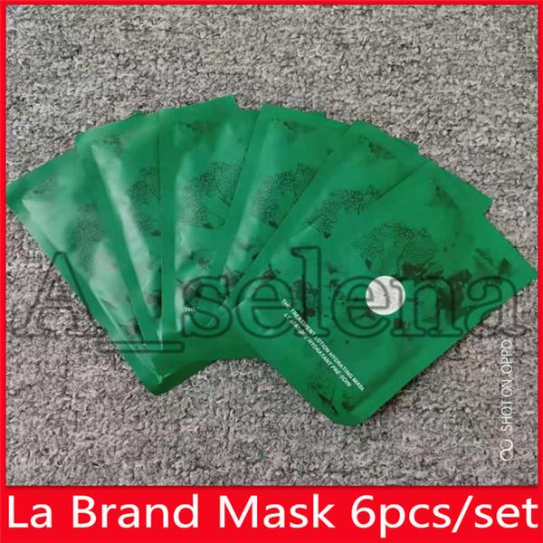 Drop Shipping Hot La célèbre marque de réparation Face Masque le traitement Lotion Hydratante Masque 6 pièces visage Kit Masques