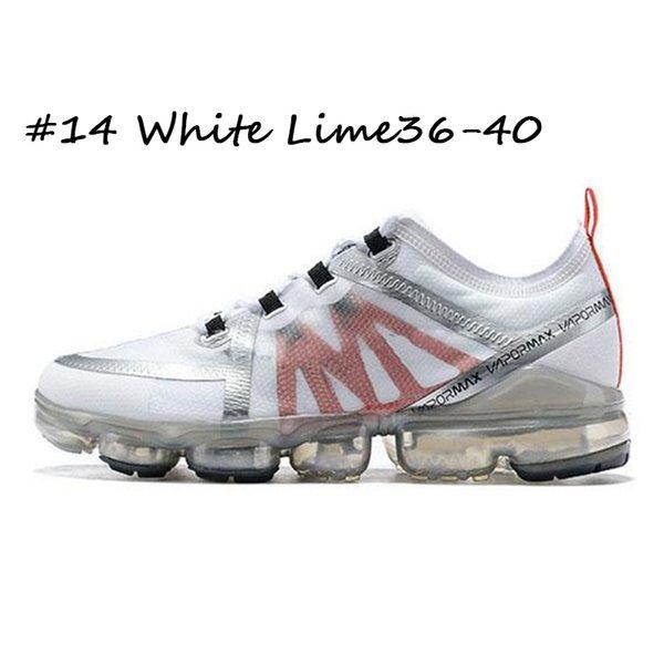 #14 White Lime36-40