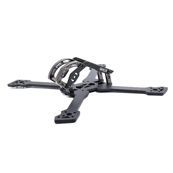 GEPRC Mark3 T5 Wheelbase 225mm True X Arm 4mm Carbon Fiber & CNC Frame Kit for Freestyle FPV RC Racing Drone DIY Aircraft Accessories