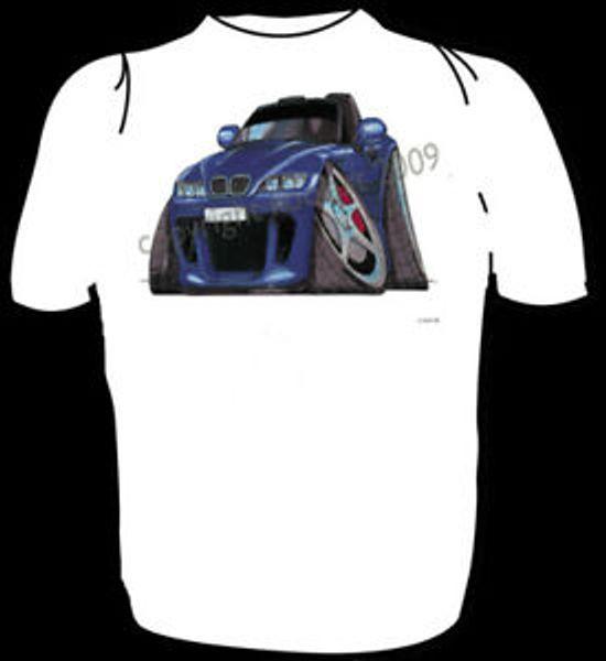 Koolart de PeNew Pesado Camiseta New Z3 azul 6 Tallas