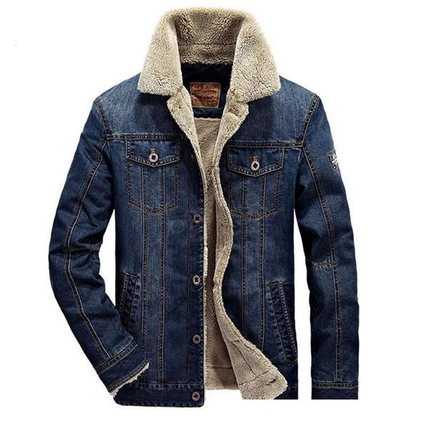 Mens designer jackets Men Keep warm youth Cotton jacket Autumn And Winter jacket jacket Fat man clothes jeans Leisure Cotton clothing Cotton