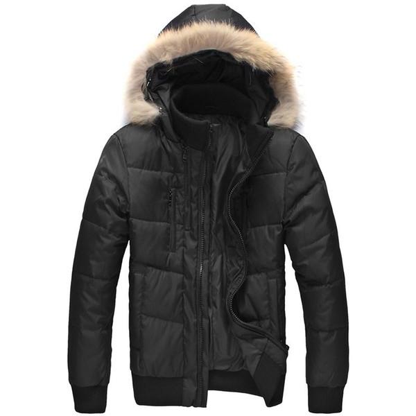 best selling 20pcs Winter canada Coat Women Thick Fashion Hooded Down Jacket Women's Slim Jacket Winter Jacket