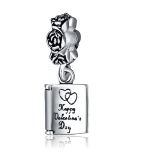 Moda 925 gümüş Avrupa Charm Boncuklar Doğdun Cake Dangle kolye Boncuk Fit Kadınlar Pandora bilezik Bileklik Diy Takı Kolye 30pcs
