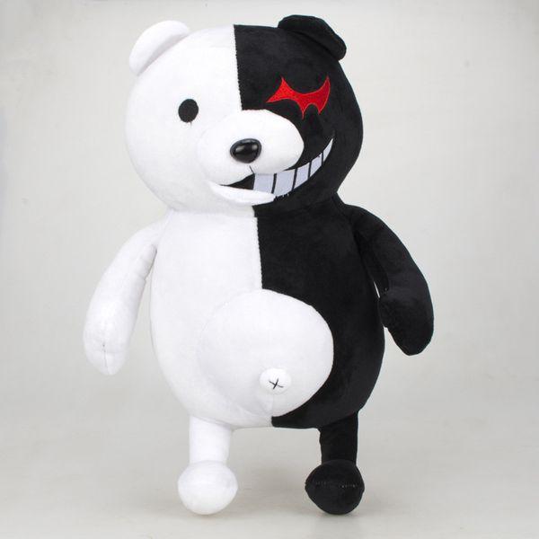 Dangan Ronpa Super Danganronpa 2 Monokuma Schwarz Weiß Bär Plüschtier kawaii Kuscheltier Puppen Geburtstagsfeier Weihnachtsdekoration