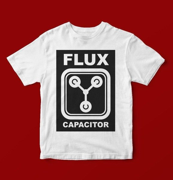 FLUX CAPACITOR T-SHIRT UNISEX 195