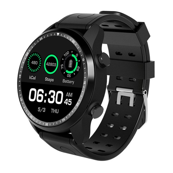 Smartwatch 2019 4G android 6.0 MTK6737 WIFI GPS 1GB/RAM 16GB/ROM IP67 waterproof smart watch with heart rate relogios smart