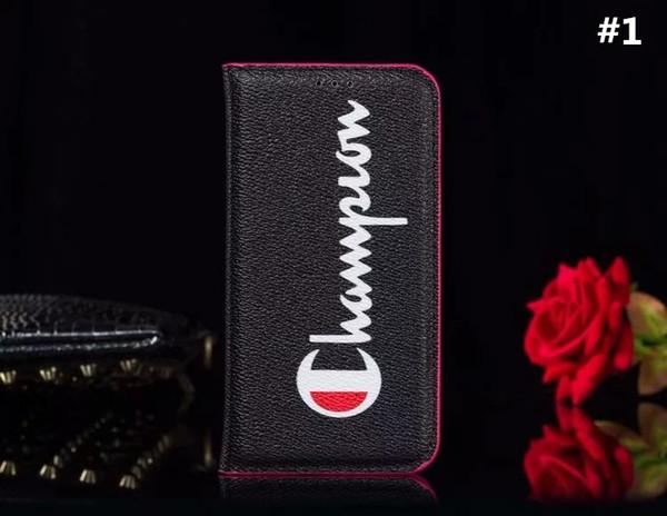 Adatto per iphone xs max portafoglio a conchiglia iPhone 7 8 plus custodia per telefono Custodia in pelle con protezione X XR
