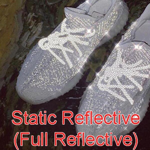reflectiver estática Branco