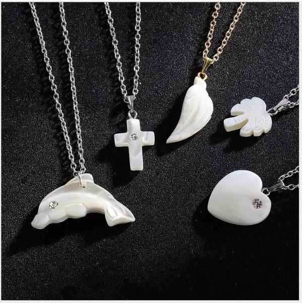 Clavicle Chain Cross Necklace Pendant Single Diamond Item Jewelry