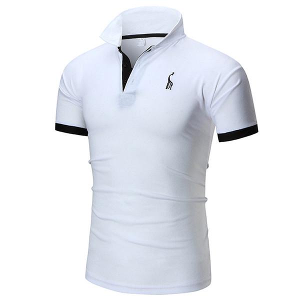 Marka Erkek T-shirt Tasarımcısı Yaz En Tees Polo Erkekler Polo T Gömlek Casual Yeni Varış Erkekler Polo Camisas Homens