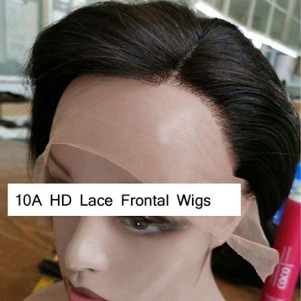 10A HD frontal pelucas del cordón